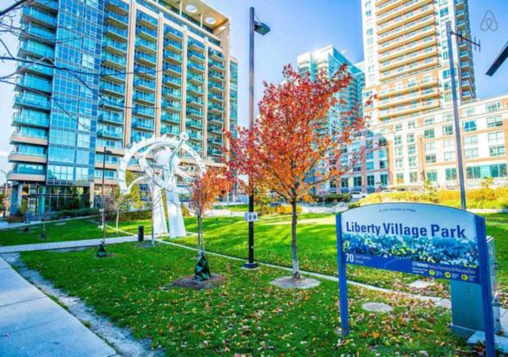 View of Liberty Park Village